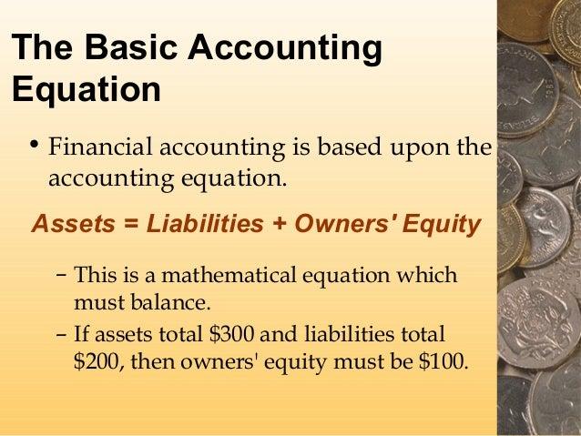 basic of accounts Slide 2