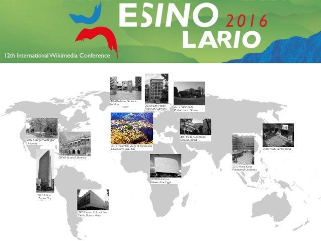 Iolanda Pensa, Heritage Management 2018, Wikimania Esino Lario Slide 2