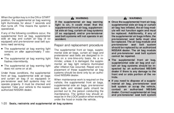 2002 altima owner s manual rh slideshare net nissan altima 2002 owners manual nissan altima 2002 owners manual pdf