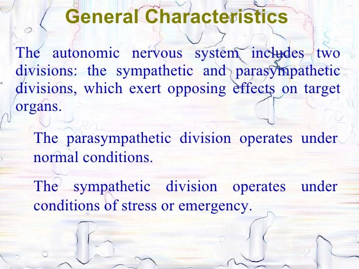 the characteristics of the central nervous system in humans 5 what causes major inhibitory effects in the central nervous system  cure for  nerves: anxiety is a normal part of being human, so there is no cure.