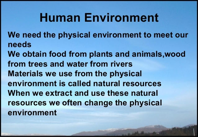 characteristics and environments of a human The original homo sapiens environment in eastern the effect of racial characteristics on human performance chronology and pattern of human differentiation.