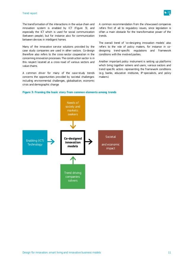 02 design for innovation smart living and innovative for Innovative design company