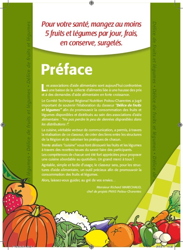 Délice de fruits et légumes • Délice de fruits et légumes • Délice de fruits et légumes                                   ...
