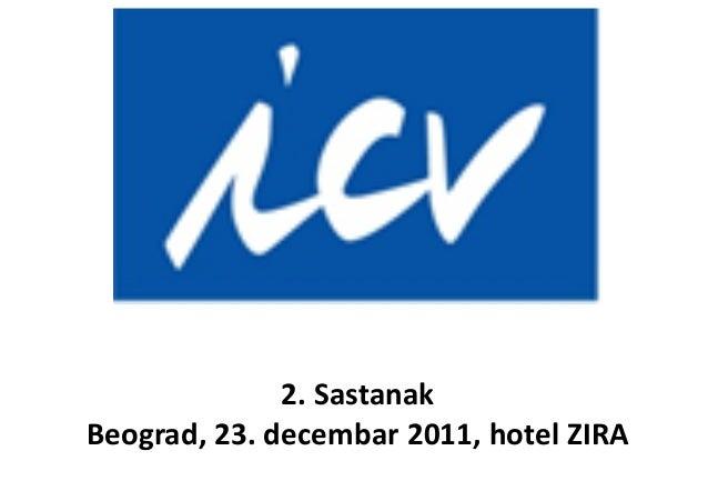 2. SastanakBeograd, 23. decembar 2011, hotel ZIRA