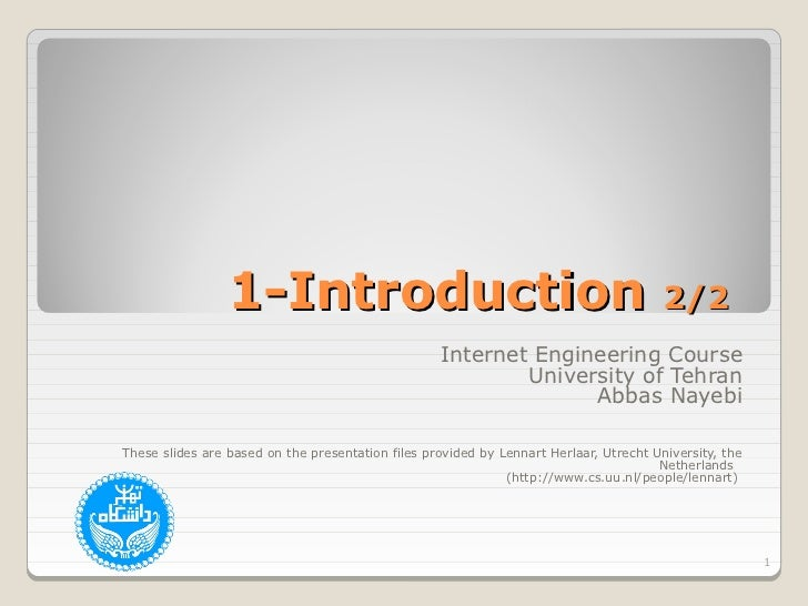 1-Introduction                                                         2/2                                                ...