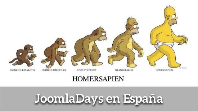 1ª Etapa: la prehistoria de los JoomlaDays en España
