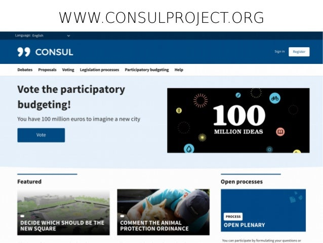 WWW.CONSULPROJECT.ORG