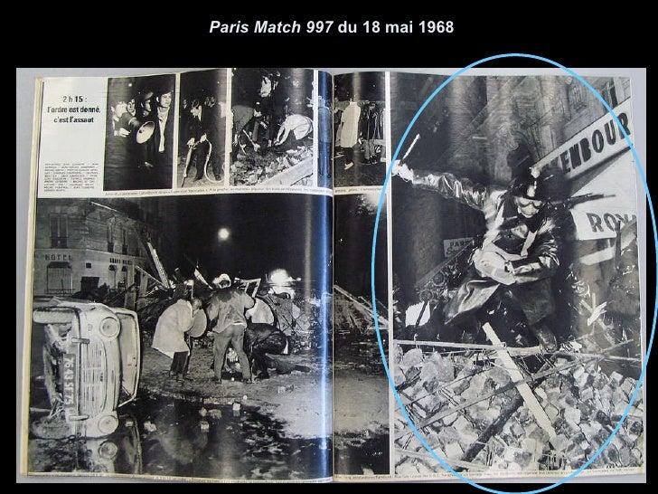 Paris Match 997  du 18 mai 1968
