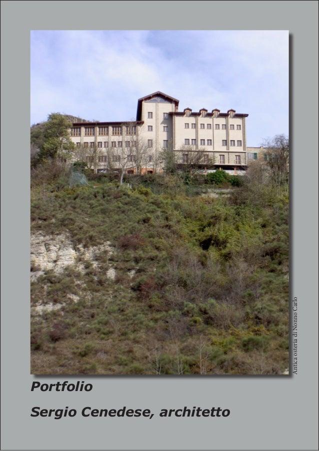 Antica osteria di Nonno Carlo     Portfolio  Sergio Cenedese, architetto