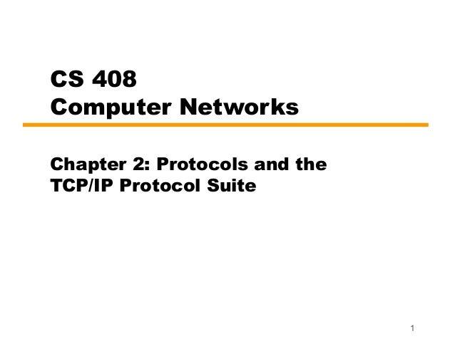 tcp ip suite of protocols in pdf