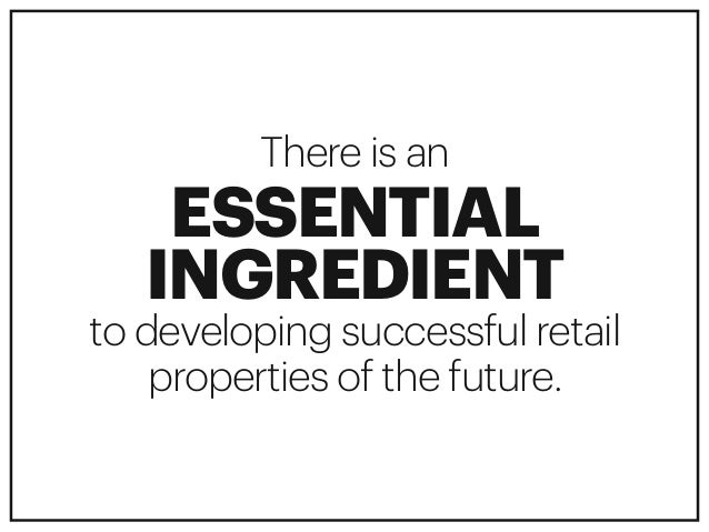 The Secret Sauce: Why Retail and Mixed-Use Projects Need Local Chefs Slide 2