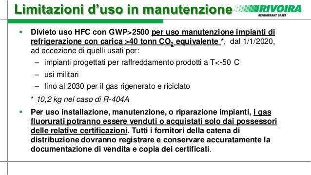Mce 2014 Minicorso 02 Nuovi Refrigeranti E Hfo | 2017-2018 ...