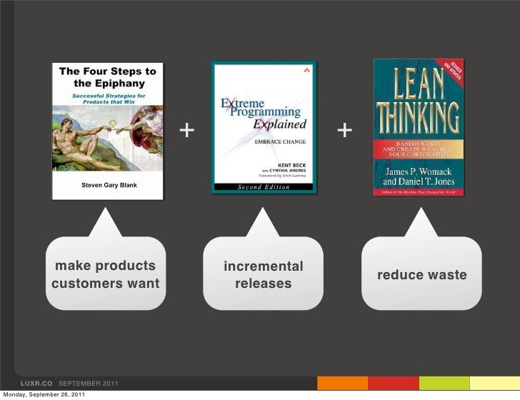 +                 +               make products        incremental                                                      re...