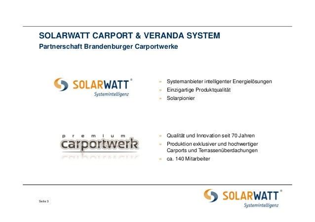 02 solarwatt carport system-system-planungsgrundlagen Slide 3