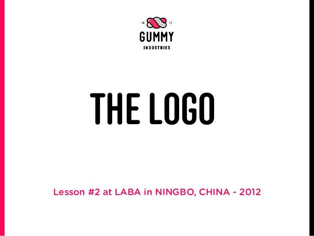 THE LOGOLesson #2 at LABA in NINGBO, CHINA - 2012