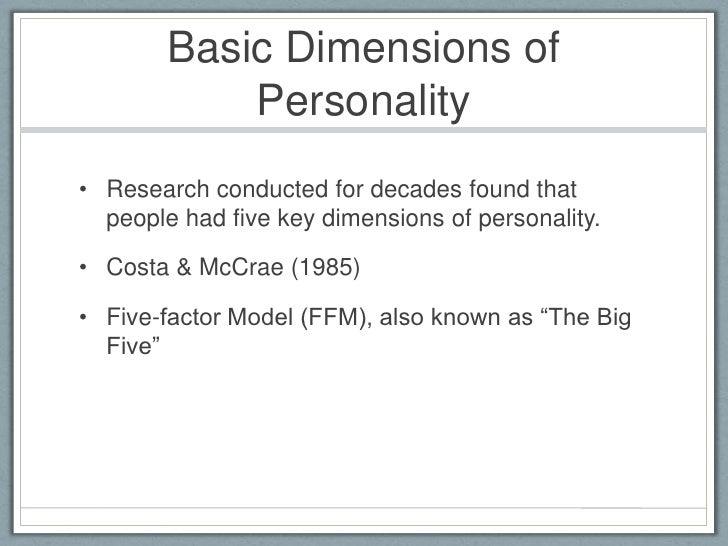 secondary traits