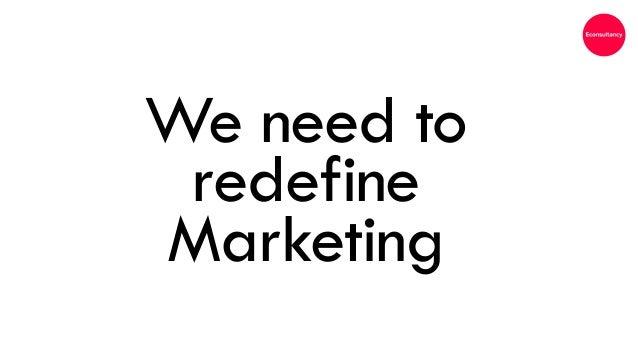 M3 (Modern Marketing Model)  Slide 2