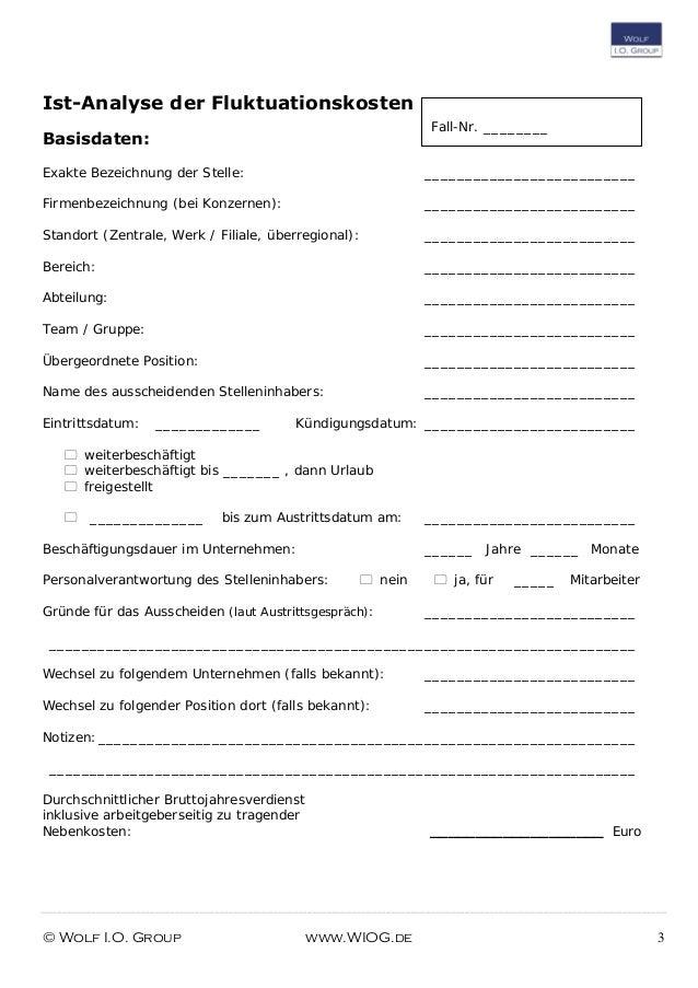 Checkliste: Fluktuationskosten berechnen Slide 3