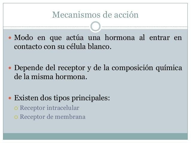 Receptor de membrana MORENO (2006) Clases de Endocrinología. Curso de Fisiología