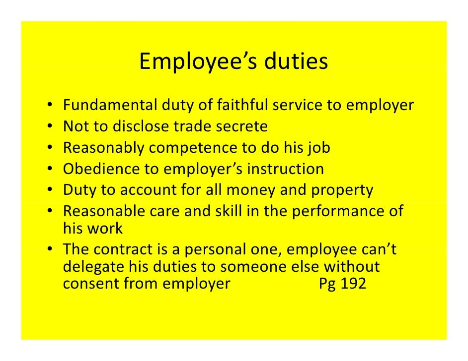employer duties Most employers obtain this form from their workers' compensation carrier employers that are approved by the loss of time from regular duties of one day.
