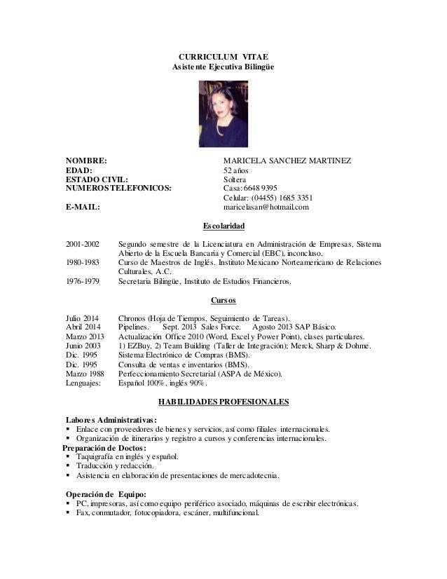 Único Curriculum Vitae Independiente En Línea Del Escritor ...
