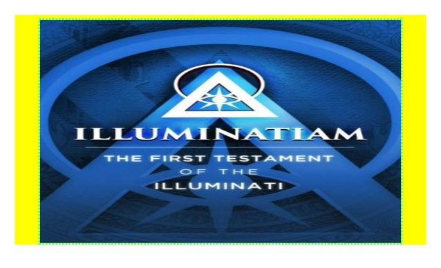 illuminatiam the first testament of the illuminati free pdf