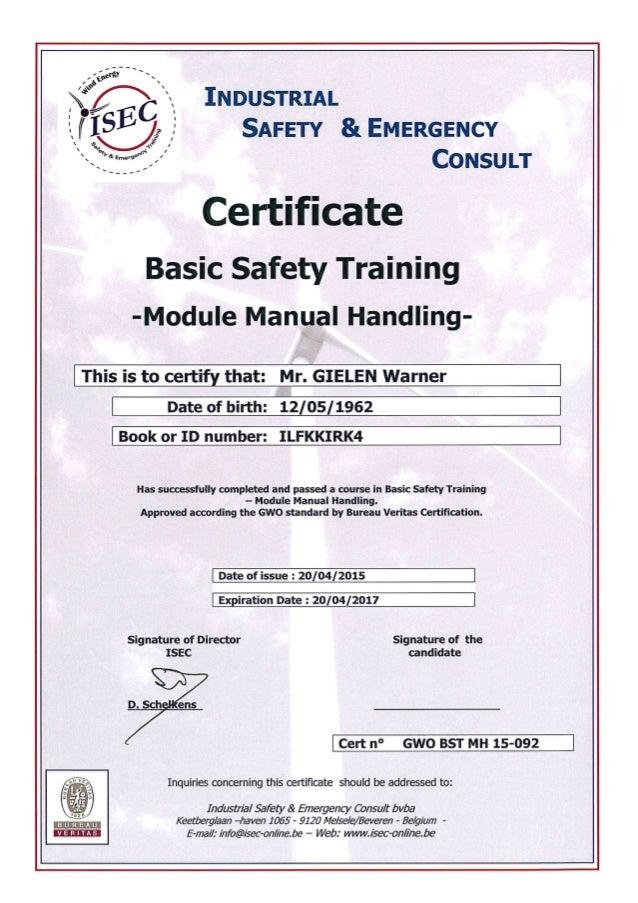 basic safety training manual handling wg rh slideshare net basic safety manual basic medication safety manual