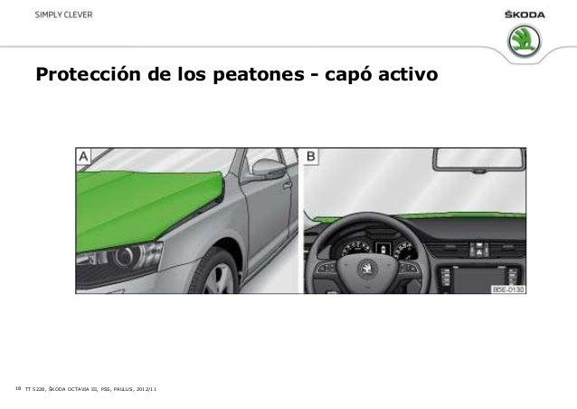 SKODA Octavia 2004-2013 Ala Protección contra salpicaduras de arco del trazador de líneas frontales Lado Izquierdo Parte Frontal