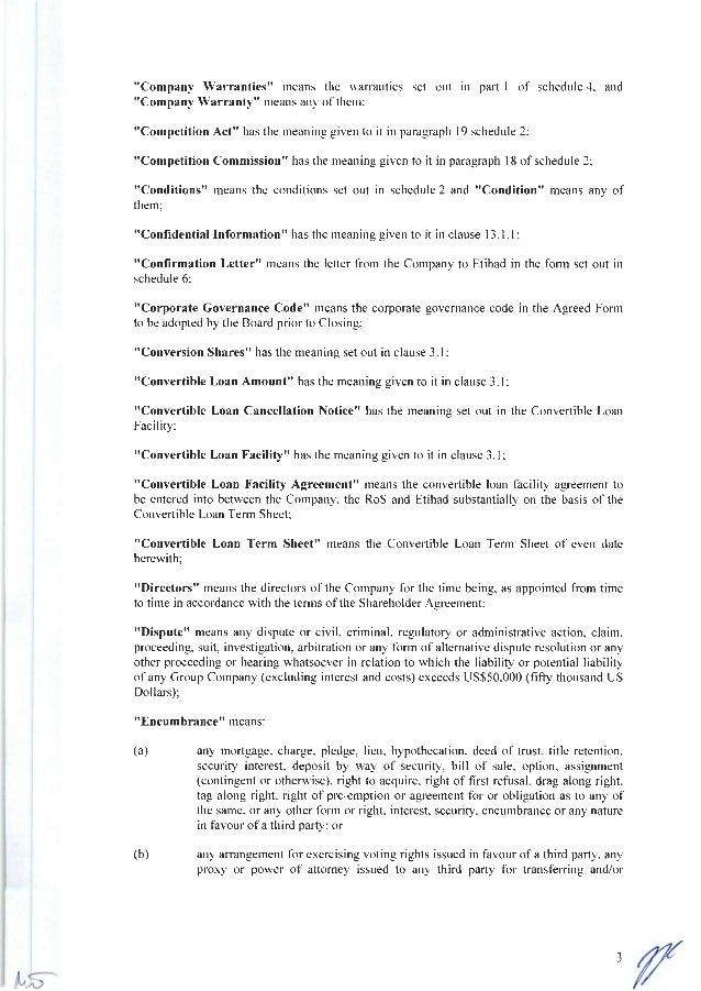 02 1205 6 Investment Agreement