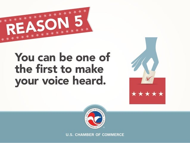 REA SON 5  You can be one of  the first to make  your voice heard.