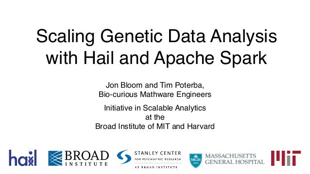 Scaling Genetic Data Analysis