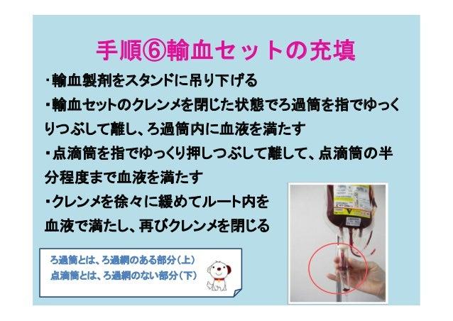 ルート 輸血