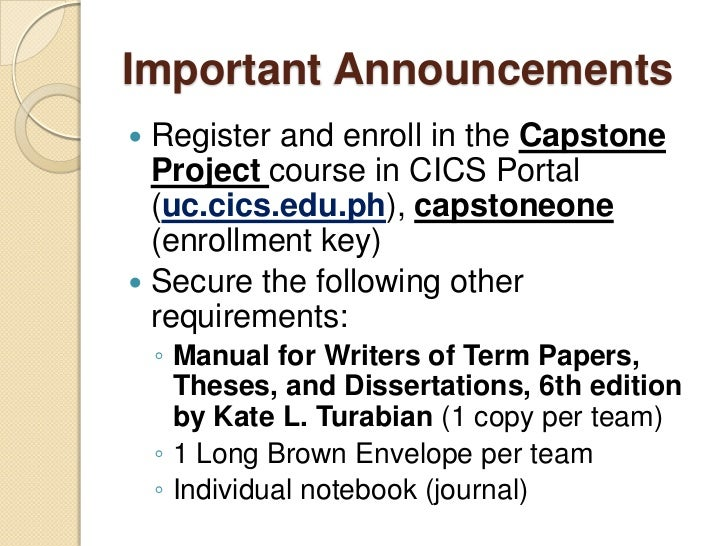 Kate turabian a manual for writers of term papers theses and dissertations seventh edition