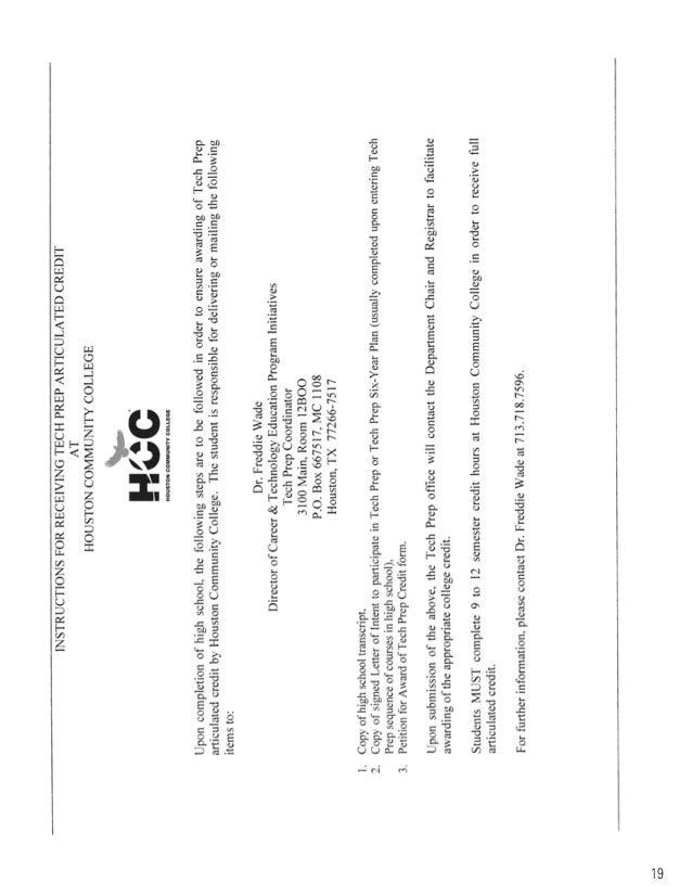 Advanced College Credit Manual