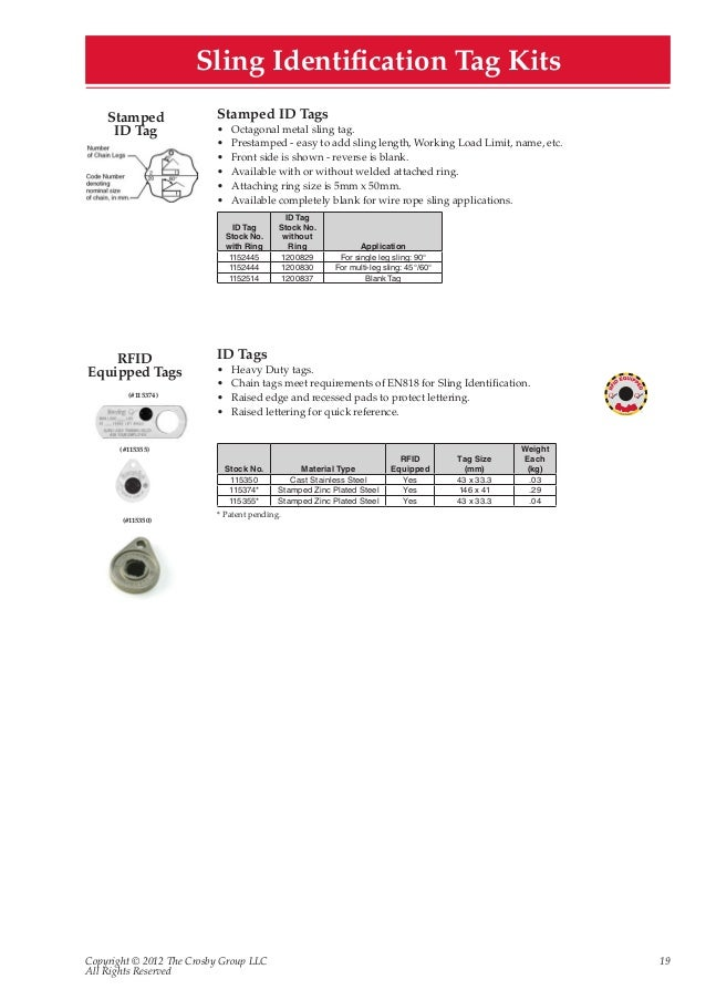 Crosby Wire Rope Inspection Form - Dolgular.com