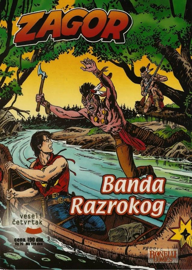 023. ZAGOR - BANDA RAZROKOG