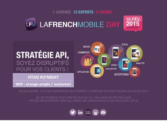 HTAG%#LFMDAY% Wifi%:%orange6amphi%/%welcome!%