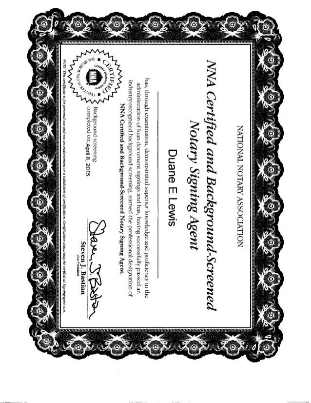 What purpose does the National Notary Association have?
