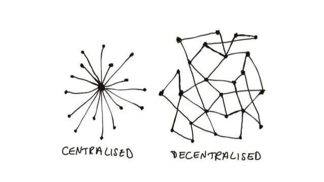 Time to seize control? Berners-Lee and Re- Decentralisation • Irina Bolychevsky: centralised systems perpetuate power rela...