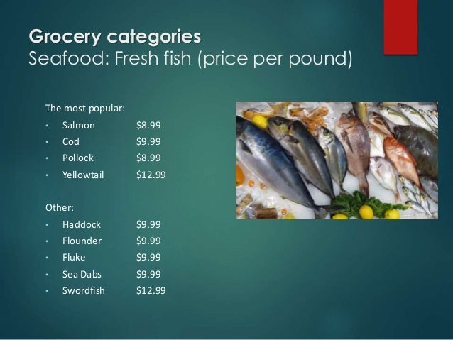 cod fish price per pound