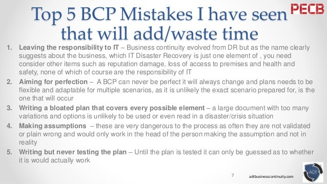 Disaster Recovery Planning: Ensuring Business Continuity