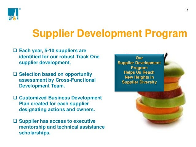 supplier development programs The supplier training excellence program (step) is a virtual collection of educational and learning resources designed to help small enterprises navigate and succeed in the defense industry.