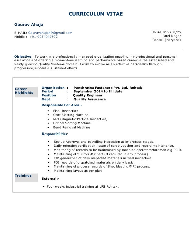 carrier resume 13 03 16