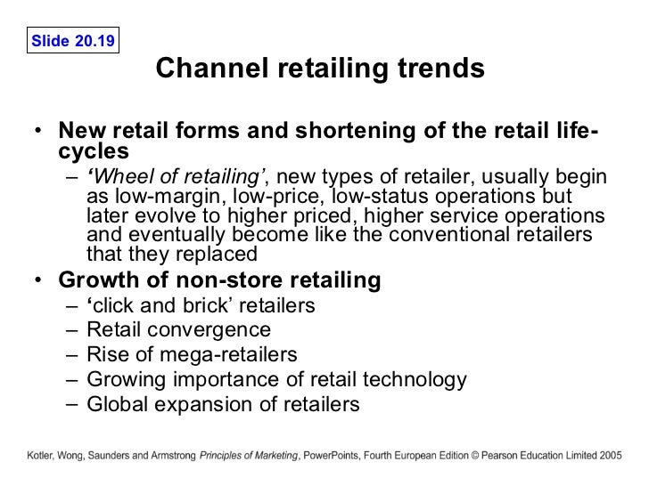 trends in non store retailing Retail trends 2017 | contents page overview of 2017 retail trends technology is changing the customer experience 5 mobile shopping continues to grow in -store experience pairing ar and vr with predictive analytics is a powerful combination for any retailer who is able to connect these dots retailers of all types.