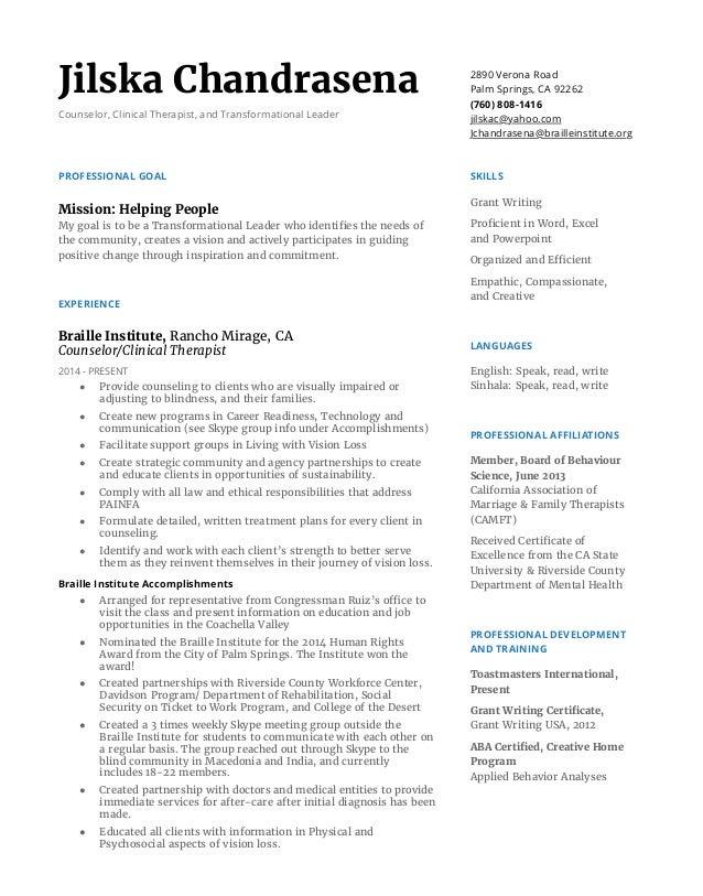 Jilska Chandrasena Resume - Google Docs
