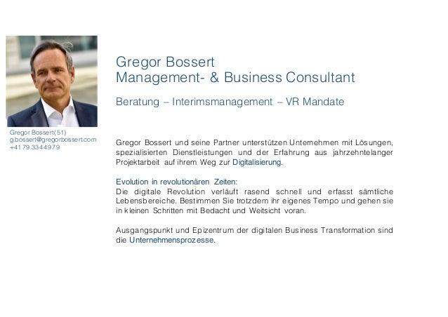 Technology Management Image: Gregor Bossert_Management- & Business Consultant