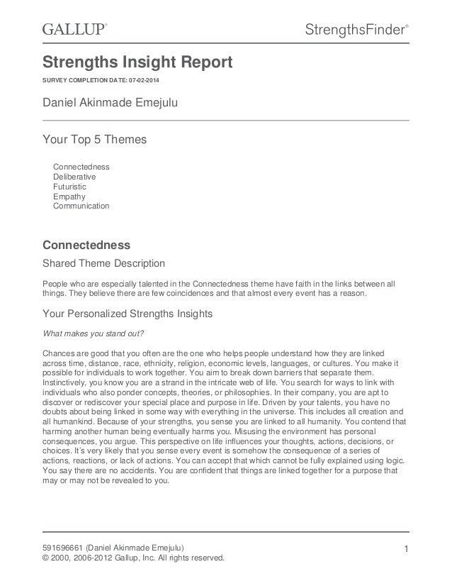 strengths finder 2.0 pdf