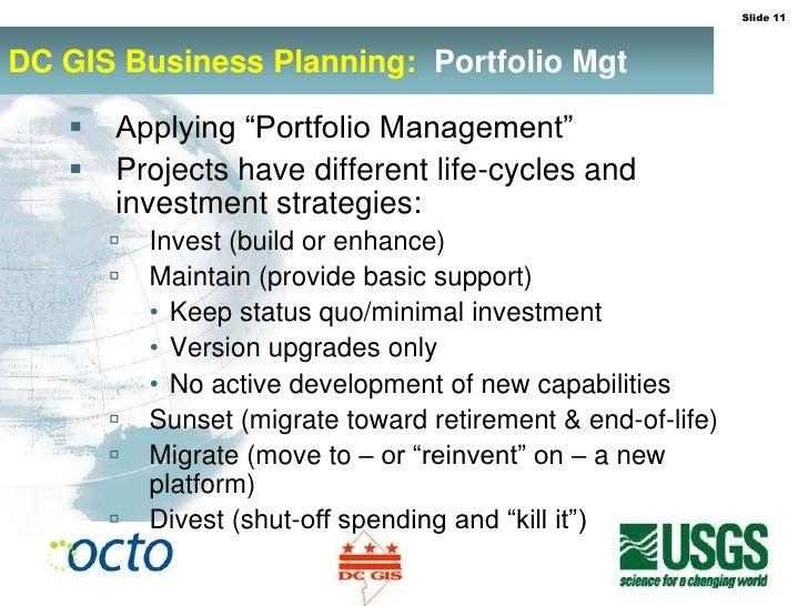 Gis business plan