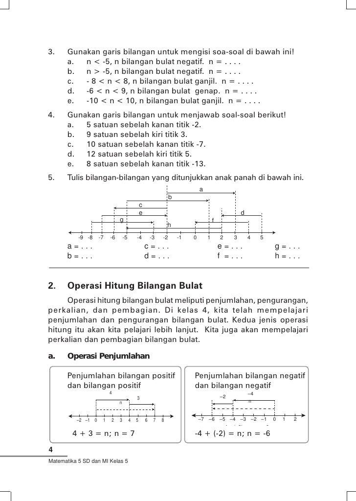 Matematika bab 1 3 melakukan operasi hitung bilangan bulat dalam pemecahan masalah 4 3 ccuart Gallery