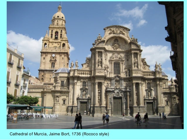 Baroque architecture spain for Pictures of baroque architecture